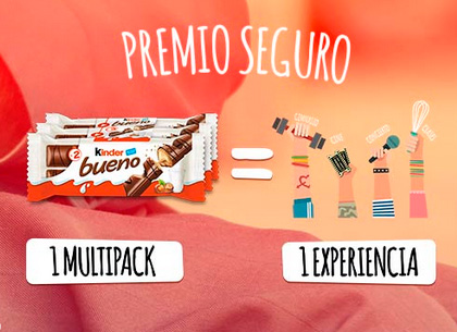 Kinder Bueno Moments