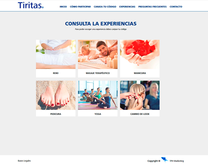 TPH Marketing, Barcelona y Madrid: marketing direct