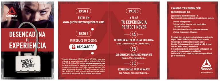 Marketing directo experiencias