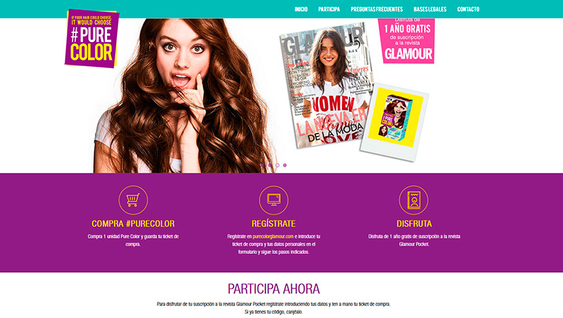 TPH Marketing, Barcelona y Madrid: Marketing promocional